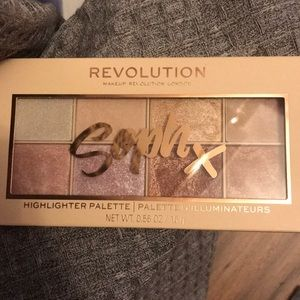 MUR SophX Highlighter Palette NIB